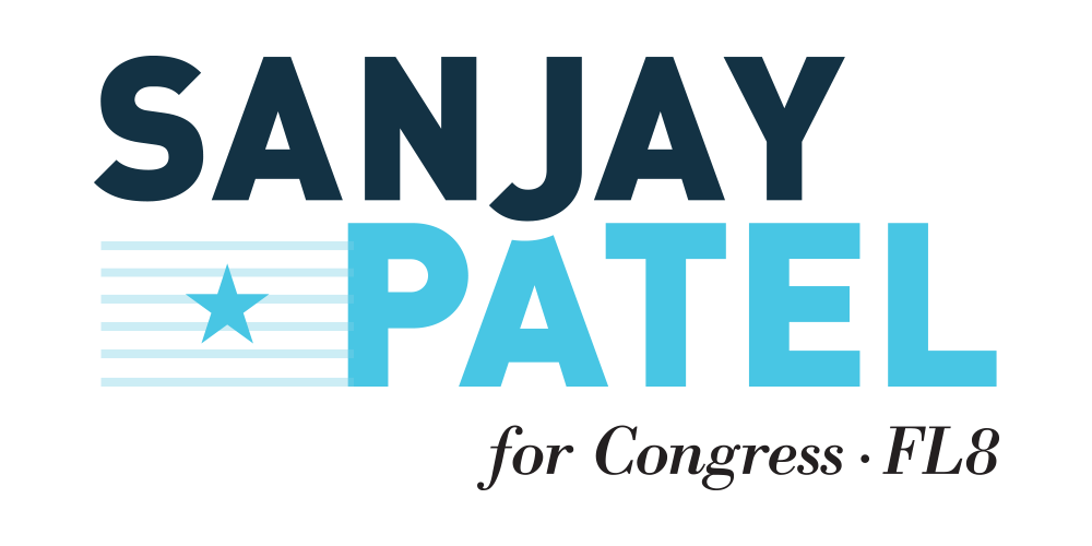 Sanjay Patel for Congress